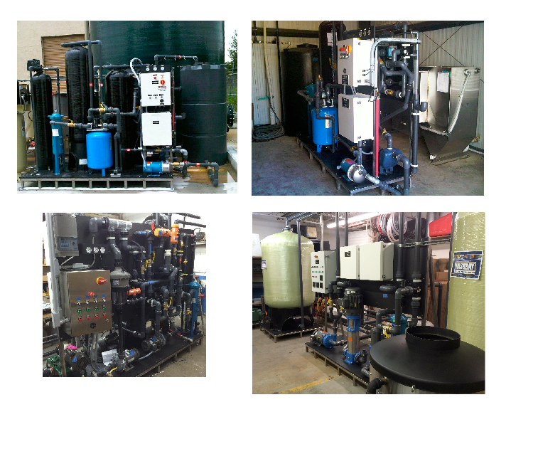 Wash Water Treatment Systems