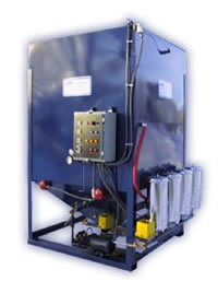 Product image of our Batch Oil Recycling Systems.