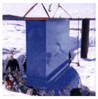 Product image of an Below Ground Oil Water Separators