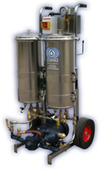 Product image of an Case Study: Emergency Response Hydraulic Oil