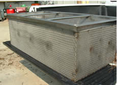 Product image of our Stainless Steel Debris Baskets.