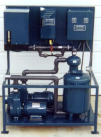 Product image of our ORS Series Wash Water - Recycling, Filtration & Ozone Systems.