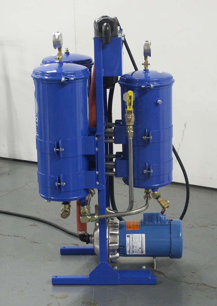 Product image of our Quench Oil Filtration Systems.