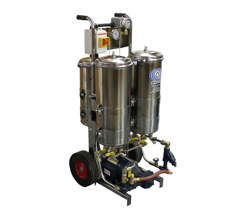 Product image of an Portable Oil Filter Carts